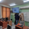 Palestine Polytechnic University (PPU) - تجهيز قاعات الكلية بشاشات حديثة
