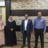 Palestine Polytechnic University (PPU) - جامعة بوليتكنك فلسطين تناقش رسالة ماجستير في برنامج المعلوماتية للطالبة ياسمين عمرو