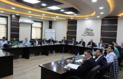 Palestine Polytechnic University (PPU) - كلية تكنولوجيا المعلومات وهندسة الحاسوب تعقد ورشة عمل بخصوص اللجنة الاستشارية لبرامج الكلية