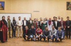 Palestine Polytechnic University (PPU) - حفل تكريم الطلبة المتفوقين في كلية تكنولوجيا المعلومات وهندسة الحاسوب والطلبة الفائزين في مسابقة ACM