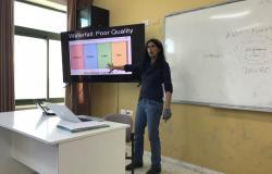 Palestine Polytechnic University (PPU) -  كلية تكنولوجيا المعلومات وهندسة الحاسوب تعقد ورشة عمل حول المنهجيات الحديثة في هندسة البرمجيات
