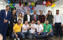 Palestine Polytechnic University (PPU) - فريق كلية تكنولوجيا المعلومات وهندسة الحاسوب في جامعة بوليتكنك فلسطين يحقق المركز الأول في مسابقة البرمجة الدولية